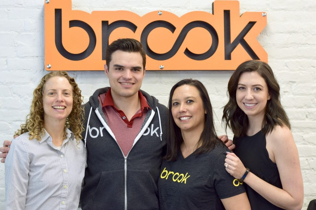 Some of Brook's Experts